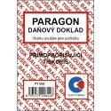 Paragon - daňový doklad A7 - propisující