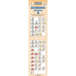 Domino PAPRSEK® - pohádky