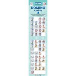 Domino PAPRSEK® - s pejsky