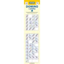 Domino PAPRSEK® - s ptáčky