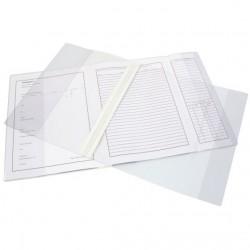 Obal na zdravotní kartu A4, transparentní, PVC