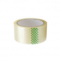 Balicí páska PP akryl 48 mm x 66 m, transparentní