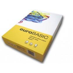 Kancelářský papír EuroBasic - A4, 80g, 500 listů