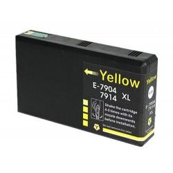 Epson T7914 XL - č.79 - kompatibilní - žlutý