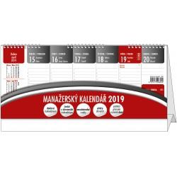 Stolní kalendář - Manažerský kalendář
