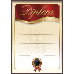 Diplom A5 Znak