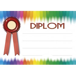 Diplom A5 Barvy