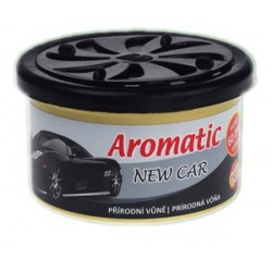 Aromatic New Car - nové auto