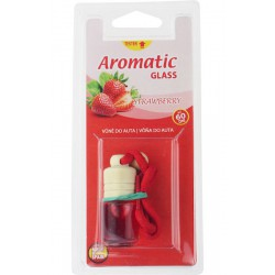 Aromatic Glass Strawberry – jahoda