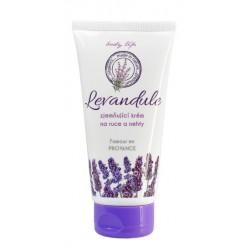 Krém na ruce a nehty s levandulovým olejem BT Premium