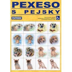 PEXESO s pejsky - PAPRSEK®
