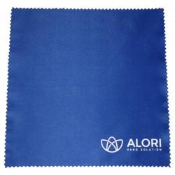 Hadřík z mikrovlákna 14x14cm, modrý