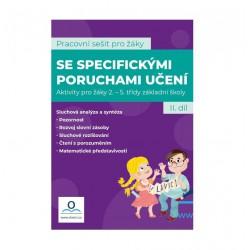 Pracovní sešit pro žáky se specifickými poruchami učení - 2. DÍL