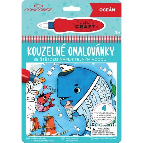 Kouzelné omalovánky CONCORDE - Oceán