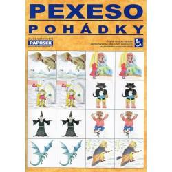 PEXESO pohádky - PAPRSEK®