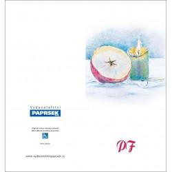 PF PAPRSEK® - otevírací DL bez textu včetně obálky - kód: 044