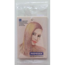 Aromatická visačka PAPRSEK® - slečna