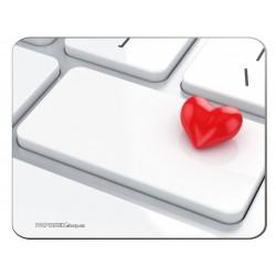 Podložka pod myš 190 x 240 mm - klávesnice