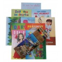 Omalovánkový balíček pro rozvoj tvořivosti a rozlišování barev