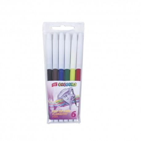 Fixy EASYColours 6 barev