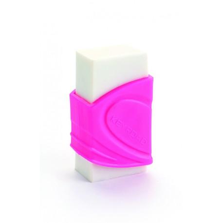 Pryž KEYROAD Protection - růžová